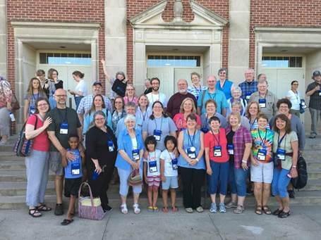 Members Attending Synod School 2016