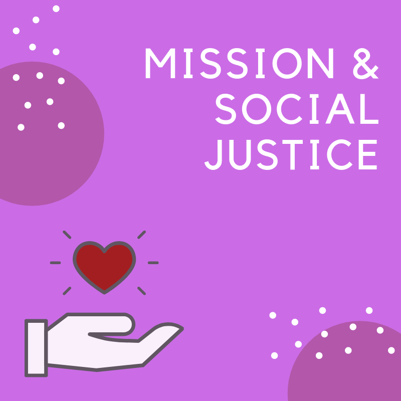 Mission and Social Justice Team announce grant opportunities!