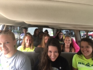 On our way to Triennium