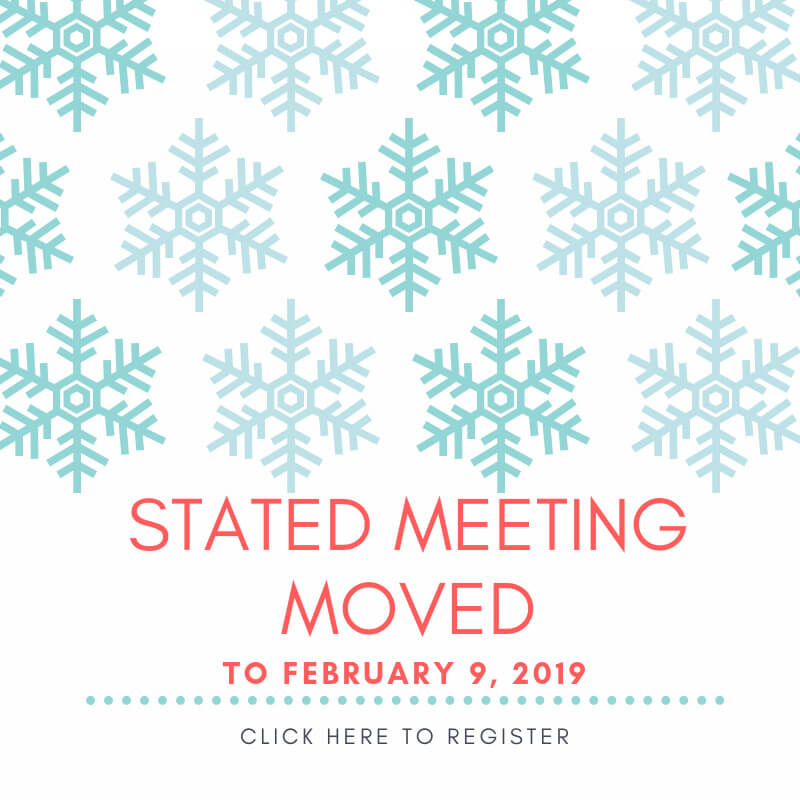 Click Here to Register for the 186th Meeting